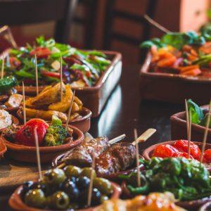 VIP culinary tour